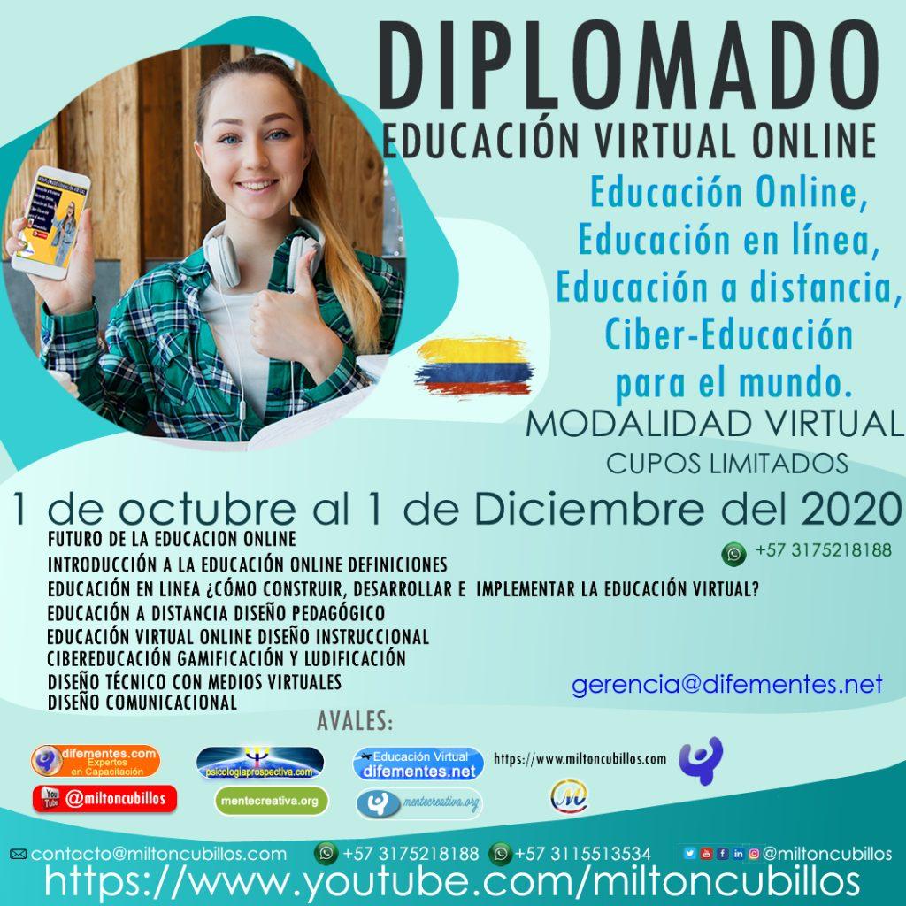 DIPLOMADO EDUCACIÓN VIRTUAL